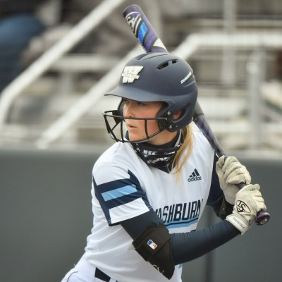 Washburn vs Central Oklahoma Softball  April 17th, 2021