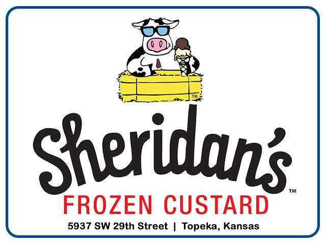 Sheridan's w/address