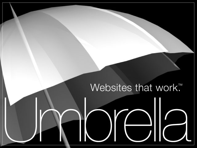 Umbrella - Websites that work.™